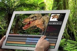 20-Дюймовый планшет panasonic toughpad 4k ut-mb5