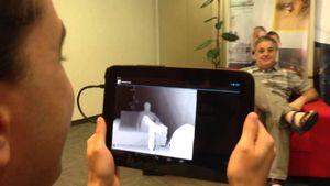 3D-сенсор на nexus 10