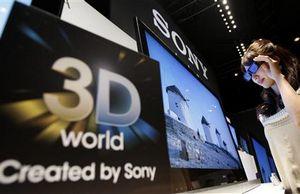 3D-телевизоры без очков: sony присоединяется к toshiba