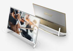 Acer анонсировала доступные моноблоки aspire c22 и c24