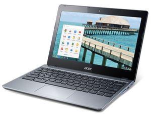 Acer везет в россию первый «хромбук»