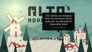 Alto's adventure на android