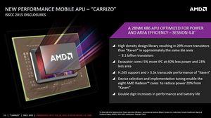 Amd carrizo – энергоэффективный гибридный процессор