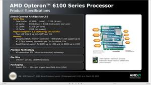 Amd выпустила процессоры opteron серий 6200 и 4200