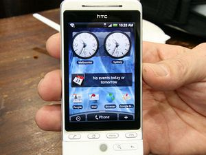 Android 3.0 получит полностью новый интерфейс