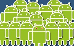 Android опережает своих конкурентов