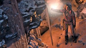 Анонс xcom 2 и новый трейлер rise of the tomb raider
