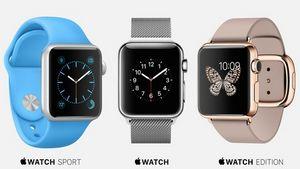 Apple назвала дату выхода и цену «умных часов» watch