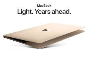 Apple обновляет линейку macbook pro