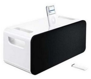 Apple представил акустическую систему для ipod