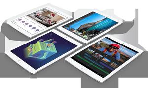 Apple представила ipad 2. фото