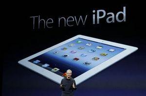 Apple представила «новый ipad» без названия