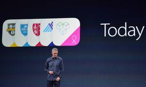 Apple research kit — новое слово в медицинских исследованиях