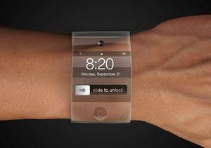 Apple тестирует «умные» часы