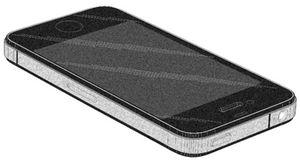 Apple запатентовала дизайн iphone 4 и обложку smart cover