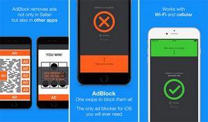 Apple запретила блокировщики рекламы для iphone и ipad