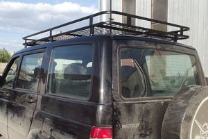 Автомобильные боксы на крышу, решение проблемы нехватки места