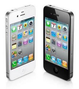 Белый iphone 4 - в российских магазинах уже сегодня