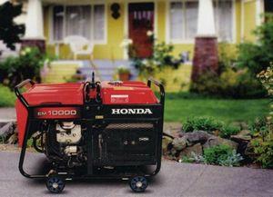 Бензиновые генераторы и преимущества их использования