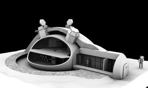 Big delta — самый большой 3d принтер в мире из италии, способный строить дома