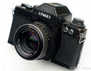 Bigshot: цифровая фотокамера «сделай сам»