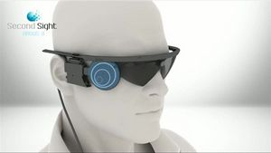 Бионический глаз, или как вернуть зрение слепым