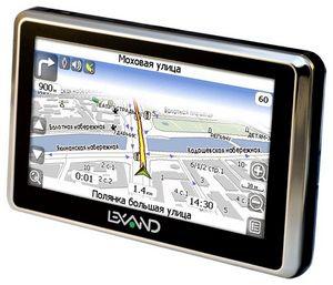 Бюджетный навигатор с симпатичным дизайном: lexand si-530