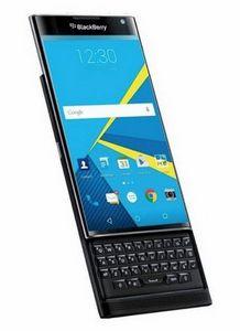 Blackberry анонсировала свой первый смартфон на android