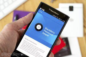 Blackberry priv обеспечит защиту от взлома на аппаратном уровне