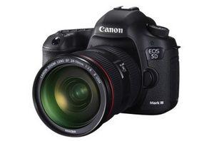 Canon анонсировала новую прошивку для фотоаппарата eos 5d mark iii