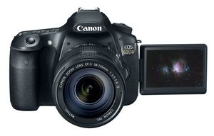 Canon анонсировала зеркальную камеру eos 60da для съемки ночного неба