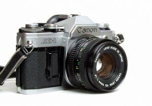 Canon планирует стать лидером на рынке цифровых фотокамер