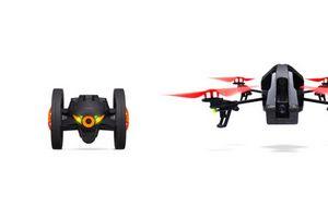 [Ces 2014] две новые игрушки от parrot