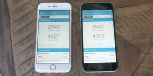 «Чипгейт» в iphone 6s: смартфоны с процессором samsung сильнее нагреваются и быстрее разряжаются
