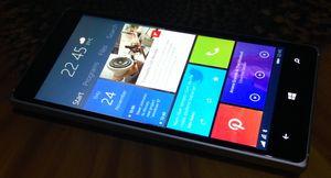 Чё там у windows 10 mobile?