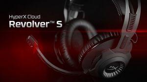 Cloud revolver s – аудиофильская игровая гарнитура hyperx