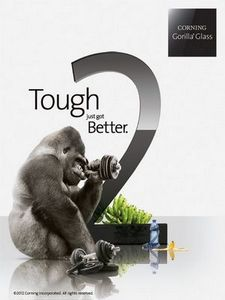 Corning gorilla glass 2 дебютирует на ces 2012