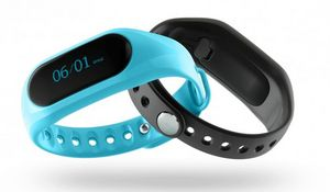 Cubot v1 smart band – красивый фитнес браслет с oled экраном за $13.99