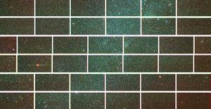 Dark energy camera - 570-мегапиксельная камера (6 фото)