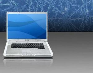 Dell анонсировал мультимедийный ноутбук inspiron 9400