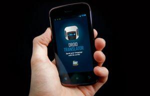 Депутат написал «первый в мире синхронный переводчик для смартфонов»