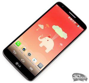 Дисплеи в 5 дюймов - стандарт для смартфонов на 2013 год