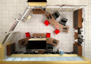 Дизайн офиса: проекты на dizrem.ru