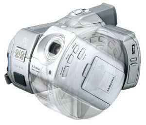 Duocam vp-d5000i - камера-комбайн от samsung