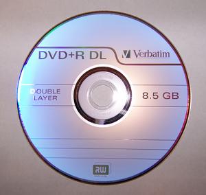 Двусторонние диски cd/dvd уже на подходе