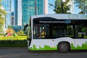 Ericsson тестирует беспилотные электробусы в городских условиях