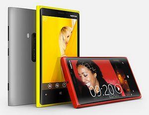 Флагманский смартфон nokia lumia 920 пришел в россию. цены
