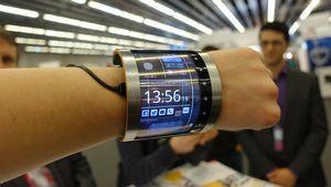 Flex enable, будущее изогнутых дисплеев