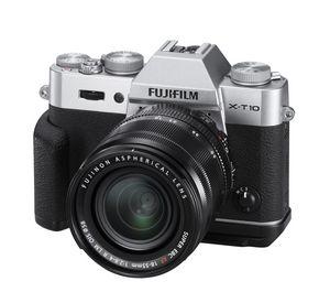 Fujifilm анонсировала беззеркальный фотоаппарат x-t10 (8 фото)