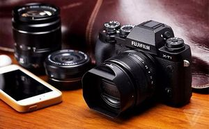 Fujifilm анонсировала камеру x-t1 ir, способную снимать в инфракрасном диапазоне